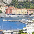 Port of Nice, French Riviera — Stock Photo