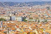 Staden nice, södra frankrike — Stockfoto