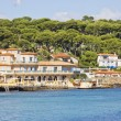 Cap dAntibes, French Riviera — Stock Photo #14842979