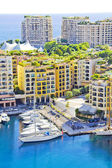 Yachts in Monaco — Stock Photo