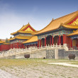 View of the Forbidden City, Beijing, China — Stock Photo