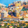 Buildings in Monaco — Stock Photo