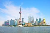 Pudong, Shanghai, China — Stock Photo
