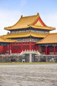 Building in the Forbidden City, Beijing, China — Stock Photo