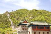 Great Wall, Juyongguan, China — Stock Photo