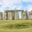 Stock Photo: Mysterious Stonehenge