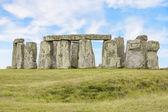 The mysterious Stonehenge — Stock Photo