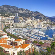 Panoramic view of Monaco — Stock Photo #24924675