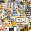 Buildings in Monte Carlo, Monaco - Stock Photo