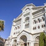Saint Nicholas Cathedral in Monaco — Stock Photo #24938549