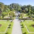 Villa Ephrussi de Rothschild, Saint-Jean-Cap-Ferrat, French Rivi - Stock Photo