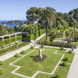 Stock Photo: VillEphrussi de Rothschild, Saint-Jean-Cap-Ferrat, France