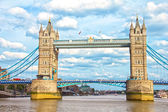 The Tower Bridge, London, UK — Foto Stock