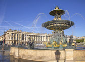 Place de la Concorde, Paris, France — Stock Photo