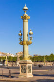 Place de la Concorde square, Paris, France — Stock Photo