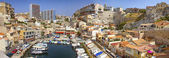 Vallon des Auffes, Marseilles, South of France — Stock Photo