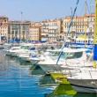 Old port in Marseilles, France — Stock Photo #29060271