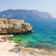 Calanques in Cassis, French Riviera — Stock Photo
