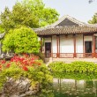 Yuan garden in Shanghai, China — Stock Photo