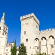 Stock Photo: Palais des Papes, Avignon