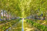 Canal du Midi, France — Stock Photo