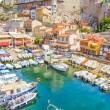 The Vallon des Auffes, Marseilles, France — Stock Photo