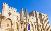Le palais des papes, avignon, france — Photo