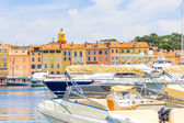 Saint-Tropez, France — Stock Photo