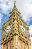 Big ben, london — Stock fotografie