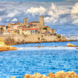 View of Antibes, France — Stock Photo