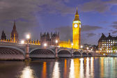 House of Parliament, London, UK — Stock Photo