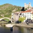 Dolceacqua, Italy — Stock Video
