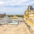 The Louvre Museum, Paris, France — Stock Photo