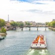 The Seine river, Paris — Stock Photo #35973691