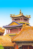 Buildings in the Forbidden City, Beijing, China — Stock Photo