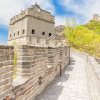 the great wall of china — Stock Photo #36590645