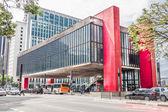 The Art Museum of Sao Paulo, MASP — Stock Photo