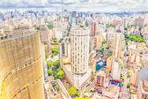 View of Sao Paulo, Brazil — Stock Photo