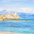 The city of Antibes, south of France — Stock Photo #48959505