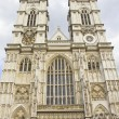 The Westminster Abbey — Stock Photo #8680686
