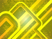 Шероховатый ретро-фон с красочными линиями и копией пространства для y — Cтоковый вектор