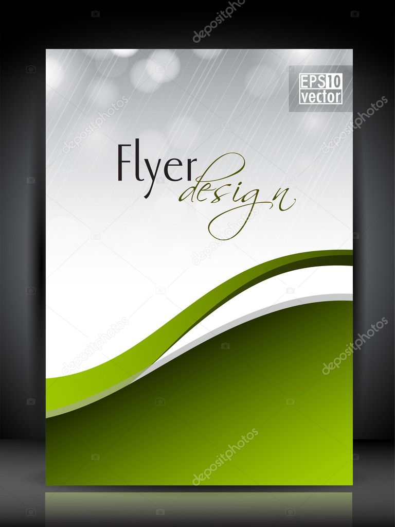 professional business flyer template or corporate banner design professional business flyer template or corporate banner design stock vector 12653746