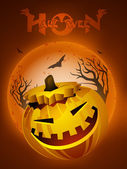 Fondo de halloween. eps 10. — Vector de stock