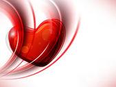 Love background. EPS 10. — Stock Vector