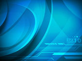 Hi tech abstract background. EPS 10. — Stock Vector