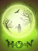 Halloween-hintergrund. eps 10. — Stockvektor