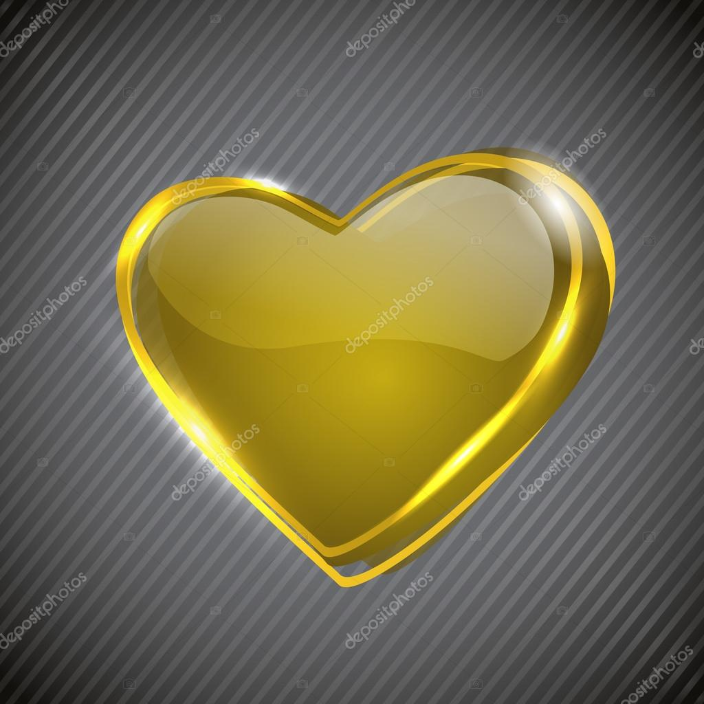 Valentine Heart. EPS 10.  — Stock Vector #13351525