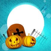 Страшно Хеллоуин фон. Eps 10. — Cтоковый вектор