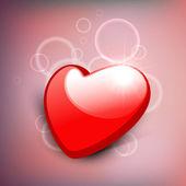 Valentine srdce. EPS 10. — Stock vektor