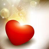 Valentine Heart. EPS 10. — Stockvektor